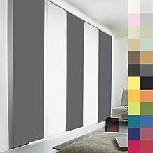 suchergebnis auf f r fl chenvorhang breite 80 cm. Black Bedroom Furniture Sets. Home Design Ideas