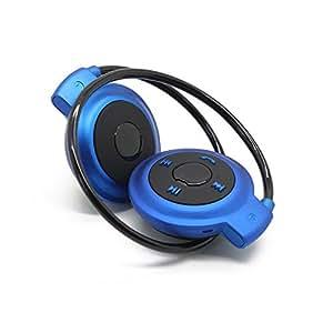 JYARA Elegent Earphone with feature of Feet Taping Music sound ||Super Sound ||Deep Bass ||Innovative Design ||Sweat Proof ||Premium Look||Professional Bluetooth 4.1 Wireless Stereo Sport Headphones Headset Mini-503 Sport Bluetooth Headset with your Lava Iris 550Q