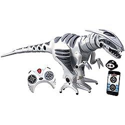 Wow Wee - Robot Roboraptor X, color blanco (8395)
