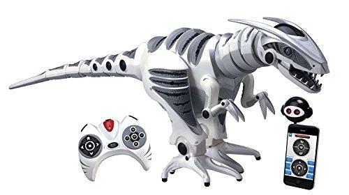 WowWee - 8395 - Roboraptor X, Roboter mit Fernbedienungsdongle für App-Steuerung