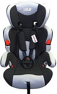 Luvlap Child Car Seat Multi-Adjustable - (Black), Piece of 1
