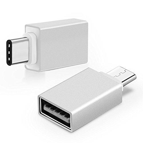 FanTEK USB C Tipo C macho a USB 3.0hembra adaptador OTG