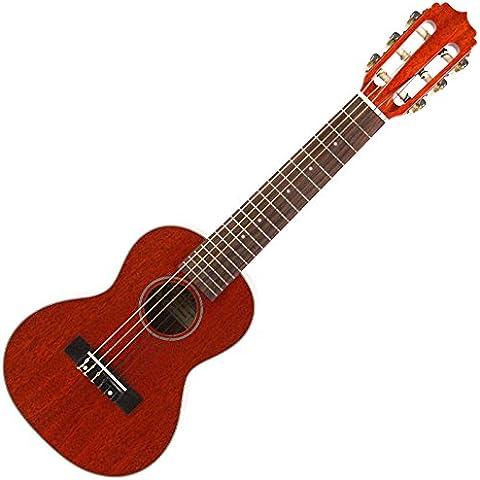 ARIA G-uke atu-120/ukelele Tenor 6 cuerdas guitarra en miniatura