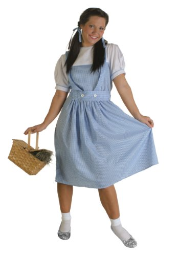e Fancy dress costume Plus Size 26 (Dorothy Plus Size Kostüme)