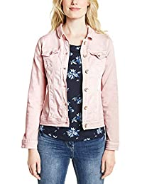 094f0ce2766f Amazon.fr   Veste en jean - Orange   Vêtements