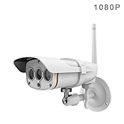 Vitorcam Onvif 1080P FullHD IR-Cut Filter Nachtsicht Wide View Winkel IP67 Outdoor Wetterfeste Wireless IP Kamera bullet CA-31