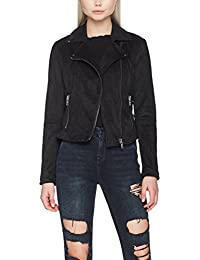 khujo Damen Jacke Diwana Leather Jacket