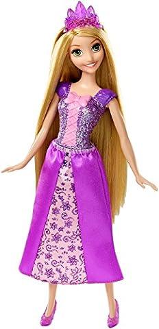 Rapunzel Couronne - Princesses Disney - Cff68 - Poupée Mannequin