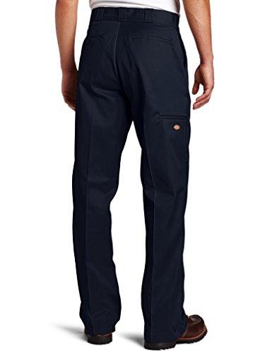 Dickies Double Knee Work - Pantalon - Droit - Homme Bleu