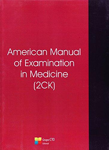American Manual of Examination in Medicine 2ck