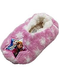 Zapatillas babuchas Infantiles Estar por casa Frozen Disney para niñas