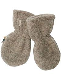 Iobio 100% Woll-Fleece Handschuhe Kinder Mädchen Jungen Baby