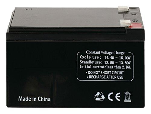 Premium Batteria Piombo 12V 7,2Ah universale-per moto solare impianto allarme modellismo ecc.