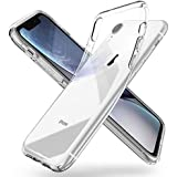 Spigen [Liquid Crystal] iPhone XR Case 6.1 inch with Light but Durable Flexible Clear TPU Protection for iPhone XR (2018) 6.1 inch - Crystal Clear