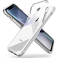 Spigen Liquid Crystal, iPhone XR Hülle, 064CS24866 Transparent TPU Silikon Handyhülle Durchsichtige Schutzhülle Flex Case (Crystal Clear)
