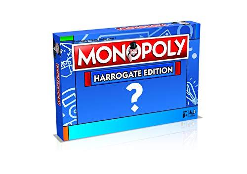 Monopoly 036795 Harrogate Regional, Various