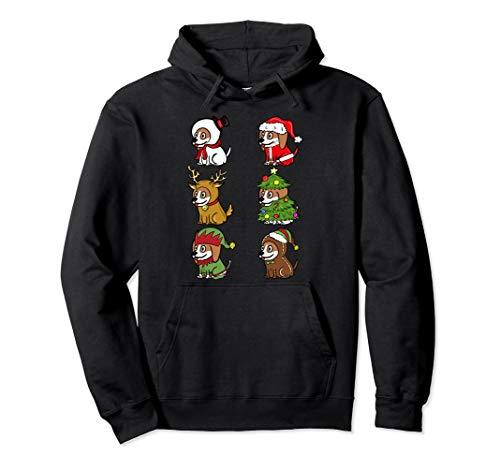 Beagle Xmas Kostüme Lustiger Hund Weihnachten Geschenk  Pullover - Kostüm Für Beagles