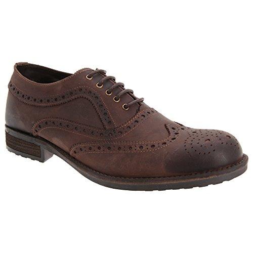 Roamers - Chaussures de ville - Homme Marron