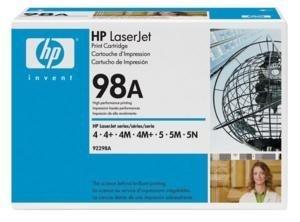 92298A Cartouche imprimante HP Laserjet 4Fine (6800rendement)–(véritable originale Toner d'origine)