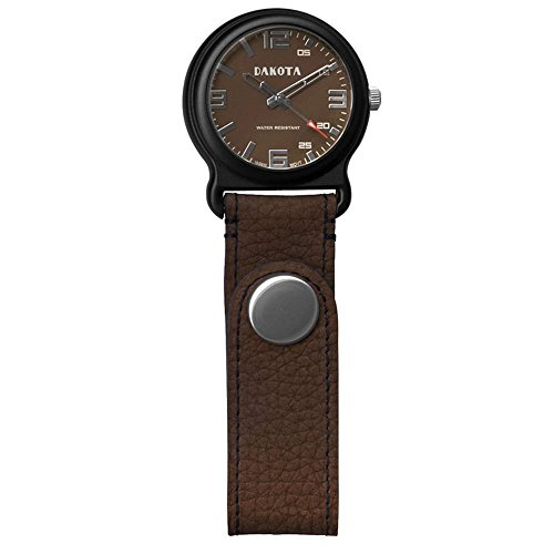 mens-leather-snap-fob-clip-watch