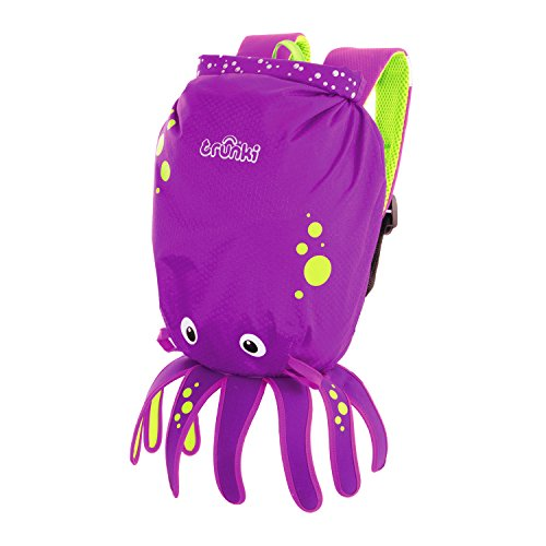 Trunki Paddle Pack - Mochila pez pulpo