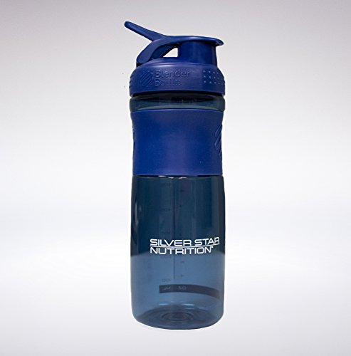 Silver Star Nutrition Sport Mixer Mixer Flasche