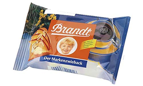 Brandt Zwieback, Portionspackungen im Karton VE = 1