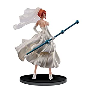One Piece Figure Colosseum Scultures Big Figura : Nami 20cm original & licenced (Banpresto) 3