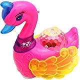 Mureshop SWAN Electric Toy, Colourful Lights,Sweet Music,Lovely Shape