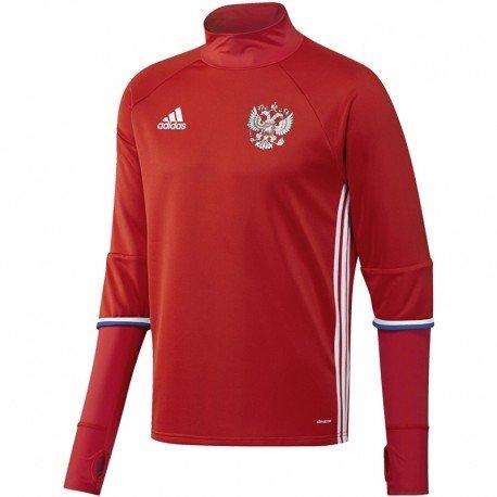 adidas T-Shirt Russe à Manches Longues pour Homme