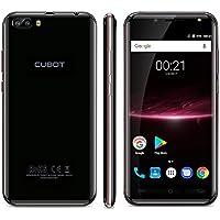 CUBOT Magic 4G Smartphone Débloqué (Android 7.0 - Dual Caméra arrière 13MP+2MP - caméra frontale 5MP - 3 GO RAM + 16GO ROM - 5 pouces bodycurve IPS Écran - Quad Core - Double SIM - GPS/WIFI) - Or