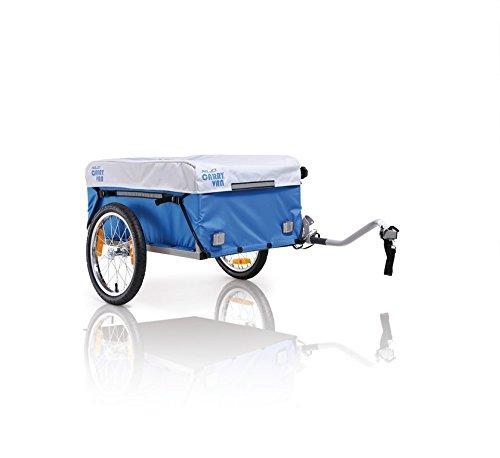 XLC Carry Van Fahrradlastenanhänger, Blau, One Size