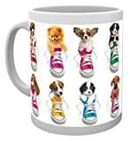 GB eye Limited Keith Kimberlin Sneakers Mug, Multi-Colour - Best Reviews Guide