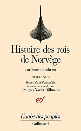 Histoire des rois de Norvège