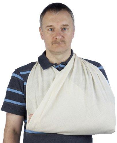 Steroplast Triangular Bandage Calico 90cm x 90cm x 1.27m by Steroplast