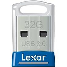 Unità flash USB 3.0 Lexar 32GB JumpDrive S45 - LJDS45-32GABEU32 GB