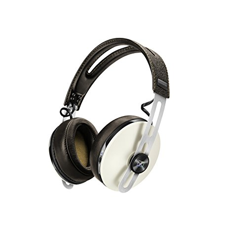 Sennheiser Momentum M2 AEBT Over-Ear Kopfhörer (Wireless, Bluetooth, 3,5 mm Klinkenstecker, Noise Cancelling) ivory Wireless Binaural Noise Cancelling Headset