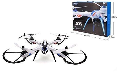 Yacool ®Jjrc H16 Tarantula X6 Drone 4CH RC Quadcopter con Hyper Ioc...
