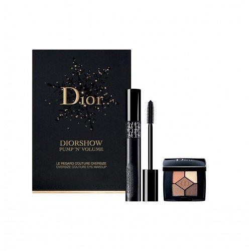 Mascara Dior (DIOR Diorshow Pump 'N' Volume Set Mascara + Mini Palette)