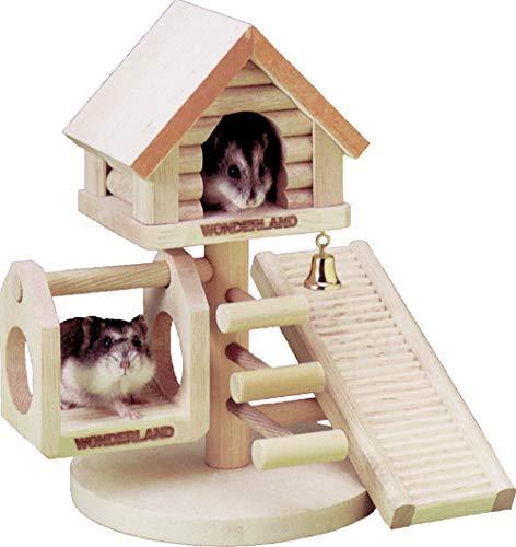 Wonderland casetta da gioco per roditori
