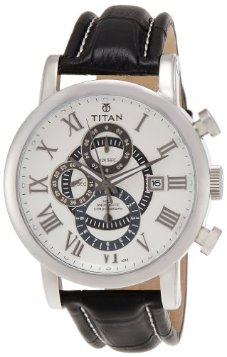 41wn9oU9QzL - Titan NE9234SL01J Classique Chronograph Mens watch