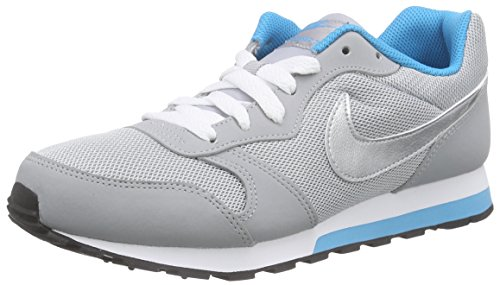 Wolf GsBaskets Md Enfant Grey Nike Basses Runner Gris Grau 2