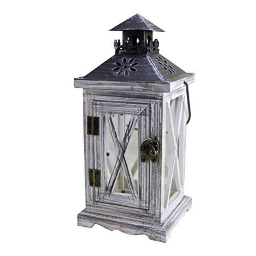 o Holz Lampe Kerzenständer Romantische Hochzeit Günstige Kerzenhalter Laterne Home Decoration Crafts ()