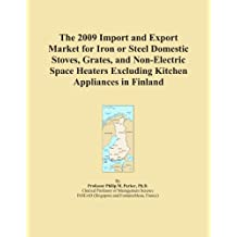 The 2009 Import and Export Market for Iron or Steel Domestic Stoves, Grates, and Non-Electric Space Heaters Excluding Kitchen Appliances in Finland