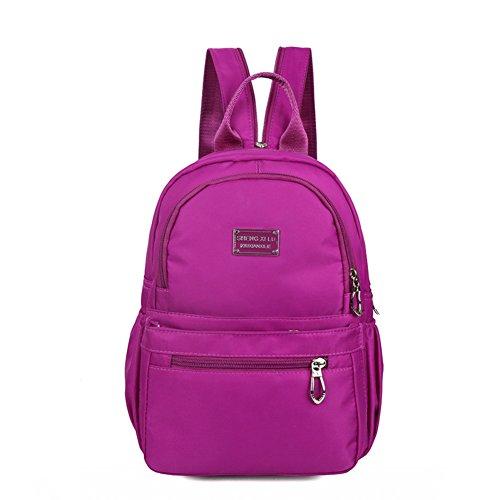 voyage sac à dos/Pack de poitrine/Sacoche bandoulière de loisirs en nylon/Sac de maman-C C