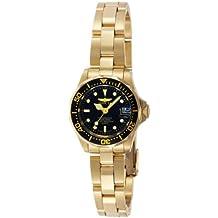 Invicta 8943 Pro Diver Reloj para Mujer acero inoxidable Cuarzo Esfera negro 2239f3f113ce