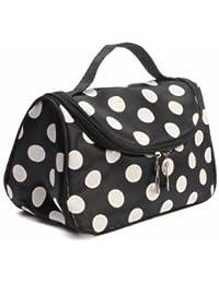Atoz Prime Zebra Stripe Makeup Cosmetic Case Storage Travel Bag