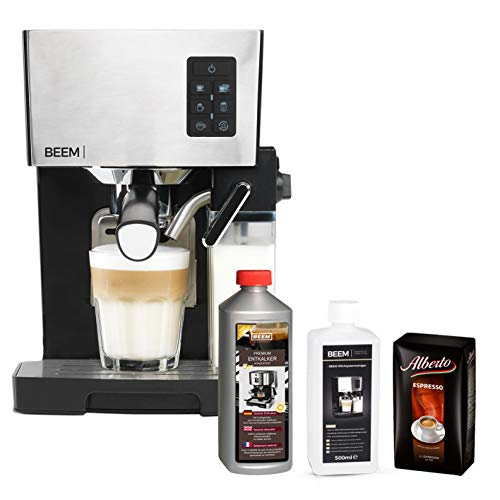 BEEM Espresso-Siebträgermaschine 1110SR - Elements of Coffee & Tea, 1450 W, 19 bar,...