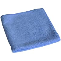 Semy Top Microfiber Cleaning Cloth, Blue, 40 x 40 cm, Pack of 20 preiswert