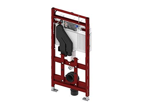 Tece TECElux-WC Modul 400 BH1120mm höhenverstellbar mit Geruchsabsaugung, 9600400
